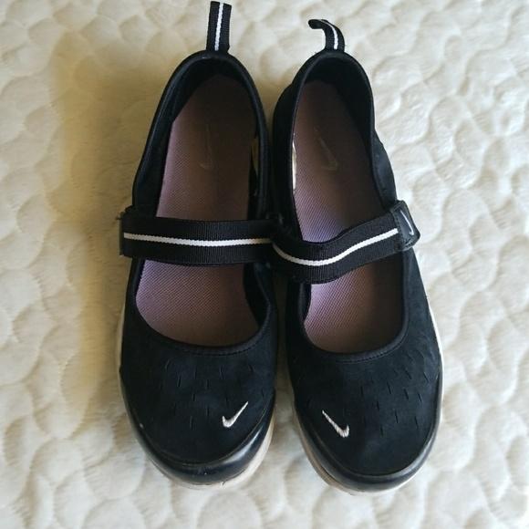 Nike Shoes   Nike Mary Jane Shoes Black